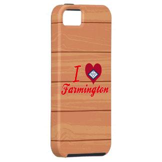 I Love Farmington, Arkansas iPhone 5 Cover