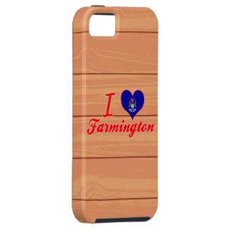 I Love Farmington, Michigan iPhone 5 Cases