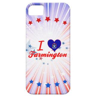 I Love Farmington, Michigan iPhone 5 Case