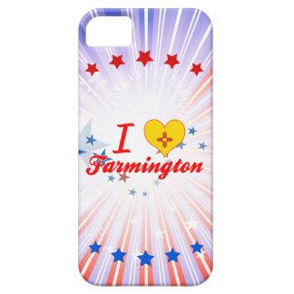 I Love Farmington, New Mexico iPhone 5 Cases