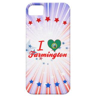 I Love Farmington, Washington iPhone 5 Case