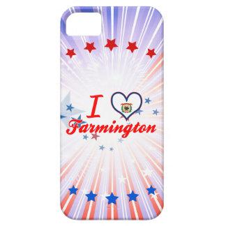 I Love Farmington, West Virginia iPhone 5 Case