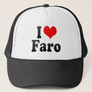 I Love Faro, Portugal. Eu Amo Faro, Portugal Trucker Hat
