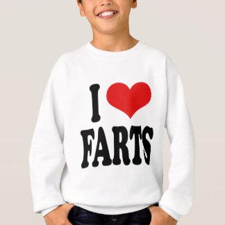 I Love Farts Sweatshirt