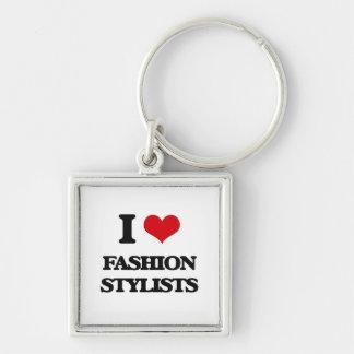 I love Fashion Stylists Keychain