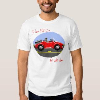 I Love Fast Cars And Wild Women Tshirt