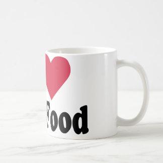 I love fast food coffee mug