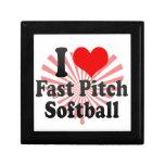 I love Fast Pitch Softball Gift Box