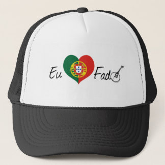 I Love Fate Trucker Hat