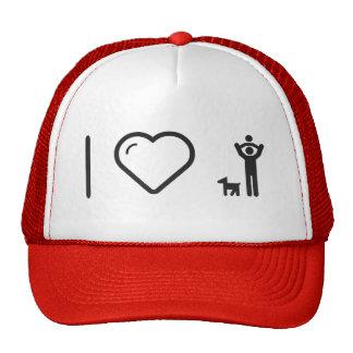 I Love Father Bondings Trucker Hat