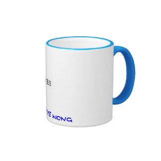 I love Faye Wong coffee cup Ringer Coffee Mug