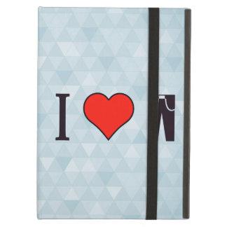 I Love Feeling Casual Yet Classy iPad Air Covers