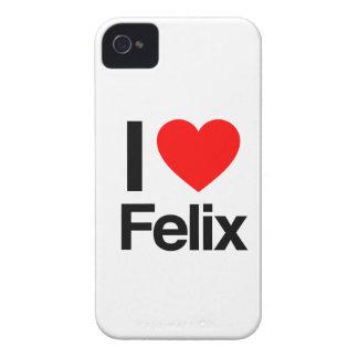 i love felix iPhone 4 cover