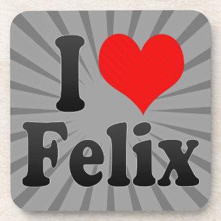 I love Felix Coaster