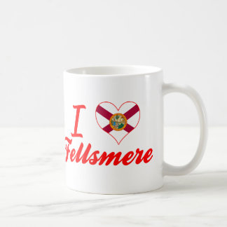 I Love Fellsmere Florida Mugs