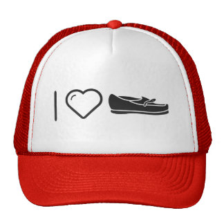 I Love Female Shoes Trucker Hat