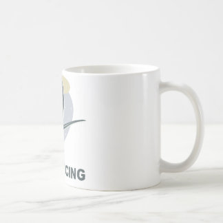 I Love Fencing Coffee Mug