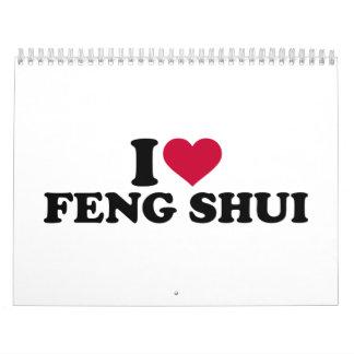 I love Feng shui Calendar
