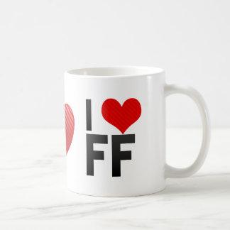 I Love FF Mugs