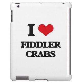 I love Fiddler Crabs