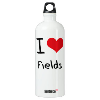 I Love Fields SIGG Traveler 1.0L Water Bottle