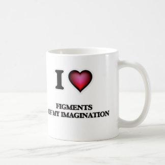 I love Figments Of My Imagination Coffee Mug