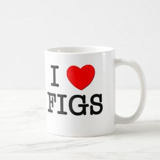 I Love FIGS ( food ) Coffee Mug