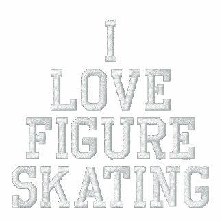 I LOVE FIGURE SKATING JACKET - Kiss My Ice