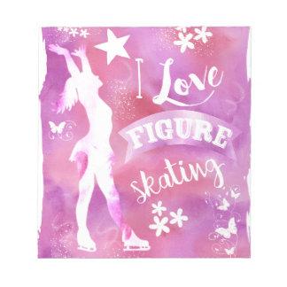 I Love Figure Skating.jpg Notepad