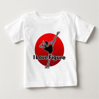 I Love Figure T-shirts