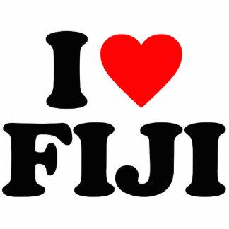 I LOVE FIJI PHOTO SCULPTURES