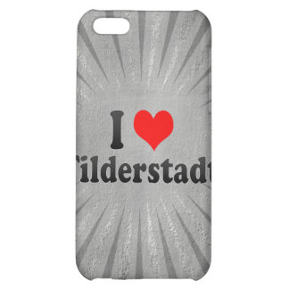 I Love Filderstadt, Germany iPhone 5C Cases