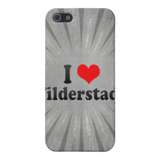I Love Filderstadt, Germany Cases For iPhone 5