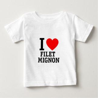 I Love Filet Mignon T Shirt