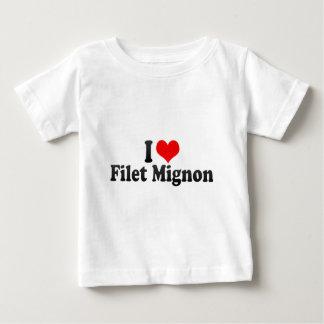 I Love Filet Mignon Shirts