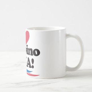 I Love Filipino MMA Coffee Mug