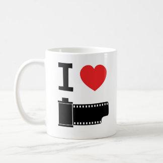 I love film coffee mug