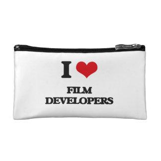 I love Film Developers Makeup Bags