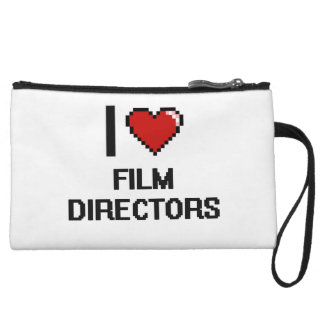 I love Film Directors Wristlet Purses