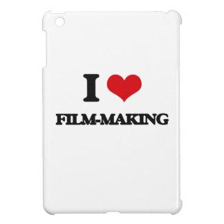 I Love Film-Making iPad Mini Case