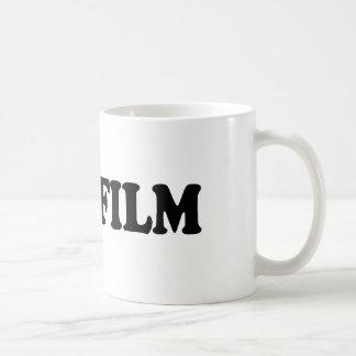 i love film mug