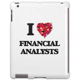 I love Financial Analysts