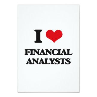 I love Financial Analysts Custom Invites