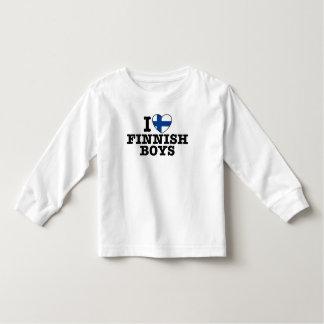 I Love Finnish Boys T-shirt