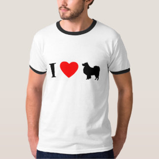 I Love Finnish Lapphunds T-Shirt