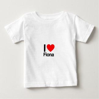 i love fiona t shirt