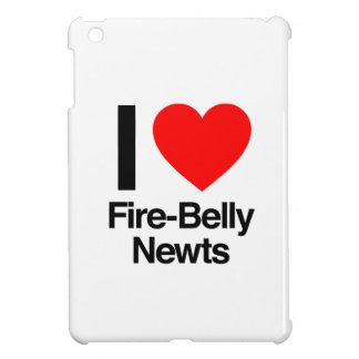 i love fire-belly newts case for the iPad mini