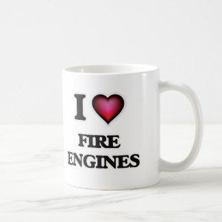 I love Fire Engines Coffee Mug
