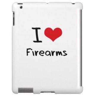 I Love Firearms