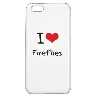 I Love Fireflies iPhone 5C Cover